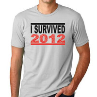 I Survived 2012 Mayan Apocalypse t-shirt