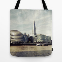 London city view Tote Bag by Architect´s Eye | Society6