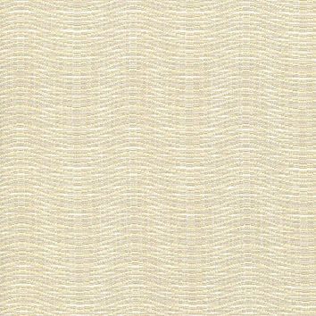 Kasmir Fabric Sound Wave Vanilla