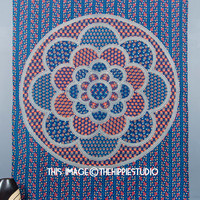 Tapestry Wall Hanging, Hippie Tapestries, Mandala Tapestries, Bohemian Wall Tapestries, Boho Tapestry Beach Throw, Dorm Decor Art Tapestries
