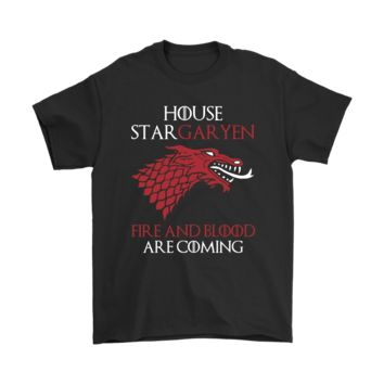 QIYIF House Stargaryen Fire And Blood Are Coming Shirts