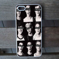 Magcon Tiles iPhone 5S Case iPhone 5 Case iPhone 5C Case iPhone 4S Case iPhone 4 Case Samsung Galaxy S3 Samsung Galaxy S4