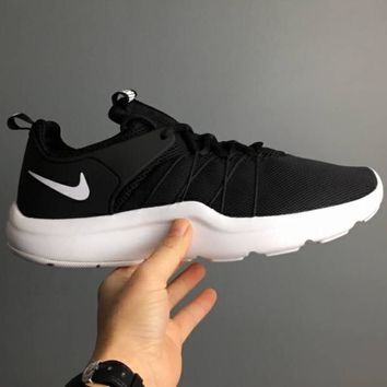 NIKE Darwin Women Men Fashion Casual Running Sport Casual Shoes Sneakers Black G-CSXY-1