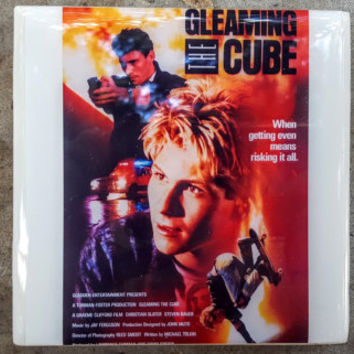Single Tile Drink Coaster Gleaming the Cube Christian Slater 80s Skateboard Movie Tile