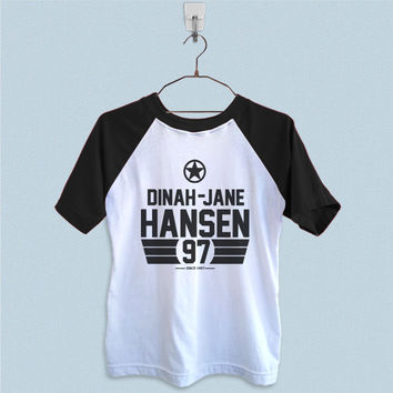 Raglan T-Shirt - Dinah Jane Hansen Fifth Harmony