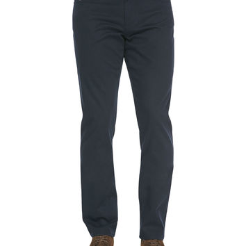 5-Pocket Stretch-Cotton Pants,