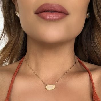 Nectar Granite Necklace and Earrings Set
