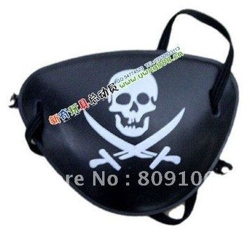 Halloween  fancy  dress  party  props  pirate  party