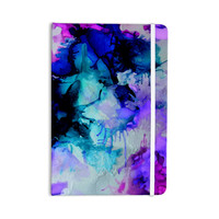 "Claire Day ""Lakia"" Blue Purple Everything Notebook"