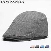 2017 Top Fashion Hot Sale Print Summer Han Banchao Hats Male For Peaked Cap Woman Beret Outdoors Sun Hat Leisure Time Forward