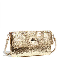 Kate Spade New York Sparkler Missy Glitter Evening Bag