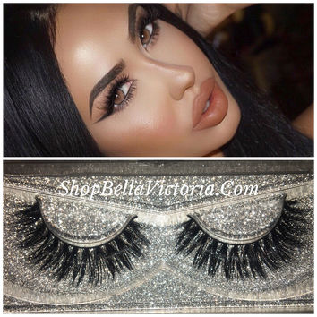 Giselle- Luxe 3D Reusable Eyelashes