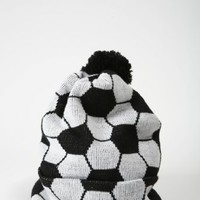 Soccer Ball Winter Hat