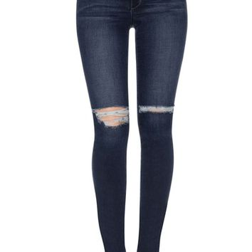 Joe's Flawless - Icon Distressed Skinny Jeans (Kennide) | Nordstrom