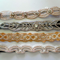 Pretty in Bling headbands