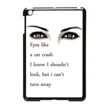 Bring Me To The Horizon Bmth Quote iPad Mini Case