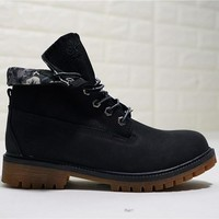 Timberland Basic Single Roll-Top Boot A1K4M