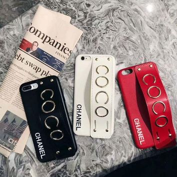 Kalete CHANEL COCO Fashion iPhone Phone Cover Case For iphone 6 6s 6plus 6s-plus 7 7plus iPhone8 I