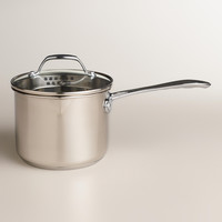 Stainless Steel Multi-Use Cooking Pot - World Market