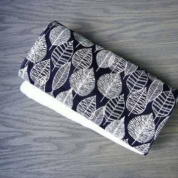 Waterproof changing pad, organic cotton travel baby pad, baby care gift, baby shower gift