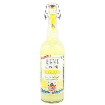 Sparkling Lemon Lemonade by Rieme 25.4 oz