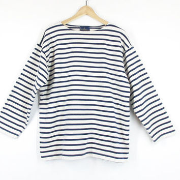 Shop striped sailor shirt on wanelo for Striped french sailor shirt