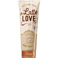 Marshmallow Pumpkin Latte Body Cream - Signature Collection | Bath And Body Works