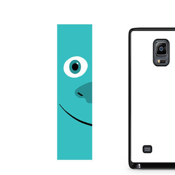 Monster Inc Sulley Face Note Edge Case