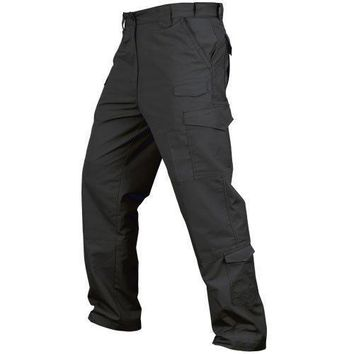 Tactical Pants Color- Black (40W X 34L)