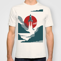 The Voyage T-shirt by Danny Haas
