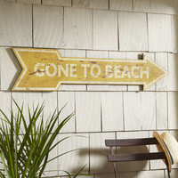 Birch Lane Beachbound Plaque Wall Décor