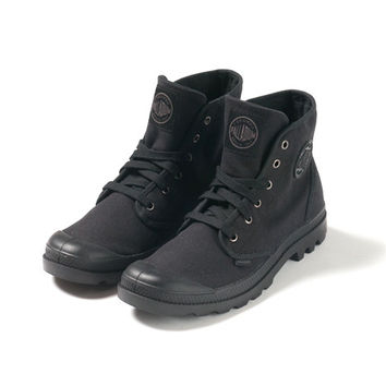 Palladium Pampa Hi Black / Black Men's Boots