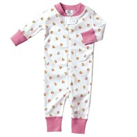 Hanna Andersson Baby Sleeper - Juice Mini Floral   Serena & Lily