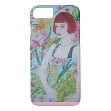 TROPICAL DREAMS Apple Phone Cover