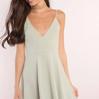 Audrey Cami Day Dress