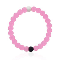 Pink Cancer Awareness Lokai Bracelet