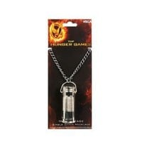 """The Hunger Games Movie Necklace Single Chain """"Match Case"""""""