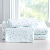Kelly Slater Organic Ocean Drop Sheet Set