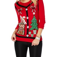 Christmas Vest Ugly Christmas Sweater