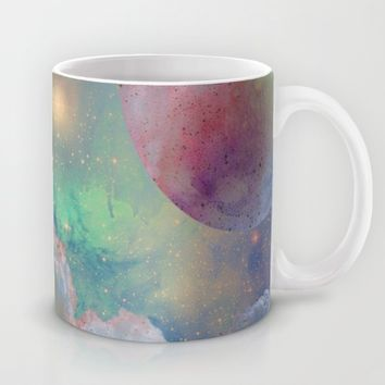 Out There Mug by Adaralbion