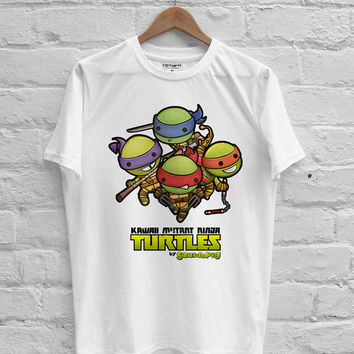 Teenage Mutant Ninja Turtles T-shirt Men, Women Youth and Toddler