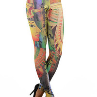 Blessed Egyptian Leggings | OnlyLeggings.com - Women's Legging Superstore