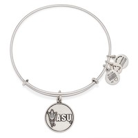 Arizona State University Logo Charm Bangle