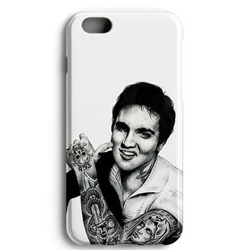 Elvis - Inked Ikons Phone Case