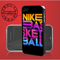 Nike Basketball iPhone 4 5 5c 6 Plus Case, Samsung Galaxy S3 S4 S5 Note 3 4 Case, iPod 4 5 Case, HtC One M7 M8 and Nexus Case,Nike Phone Case