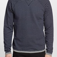 Men's Lucky Brand 'Laurel Canyon' Reversible Crewneck Sweater