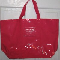 Victoria's Secret Beauty Candy Tote Bag Large