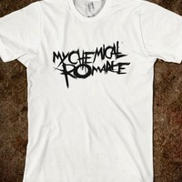 My Chemical Romance Splatter - Tetra's Clothes Store
