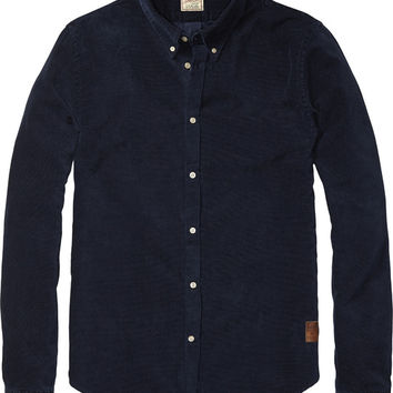 Corduroy Shirt - Scotch & Soda