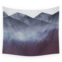 Society6 Winter Glory Wall Tapestry